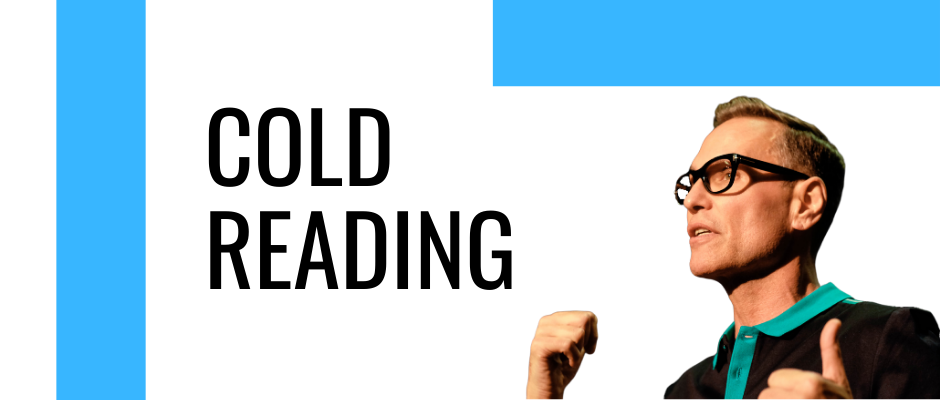 Online Acting Classes: Cold Reading