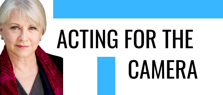 Online Acting Classes: Acting for the Camera