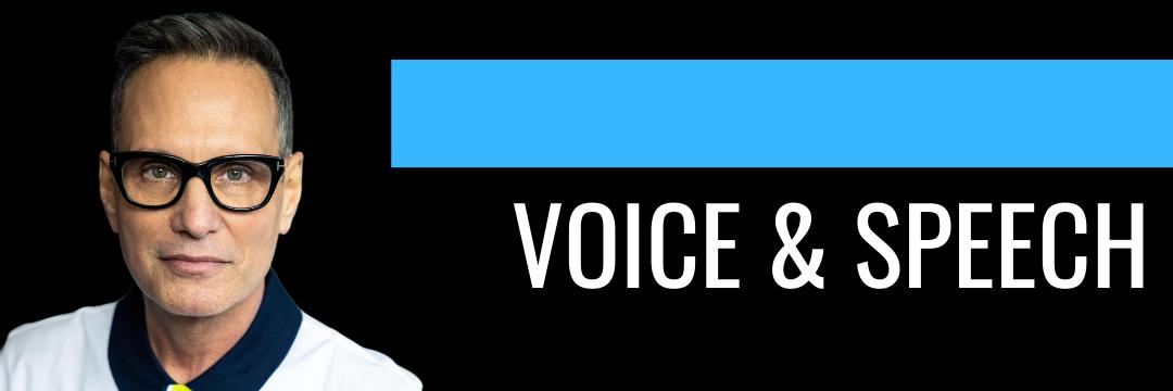 Voice and Speech Class