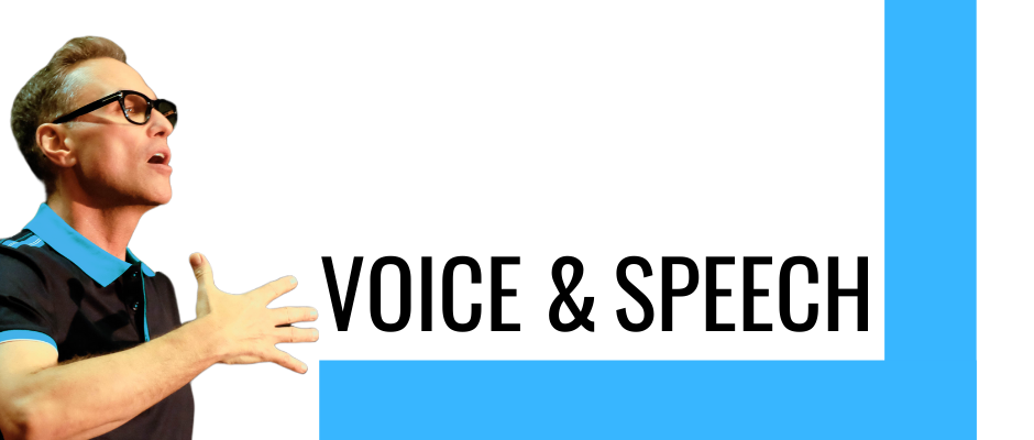 Online Acting Classes: Voice and Speech